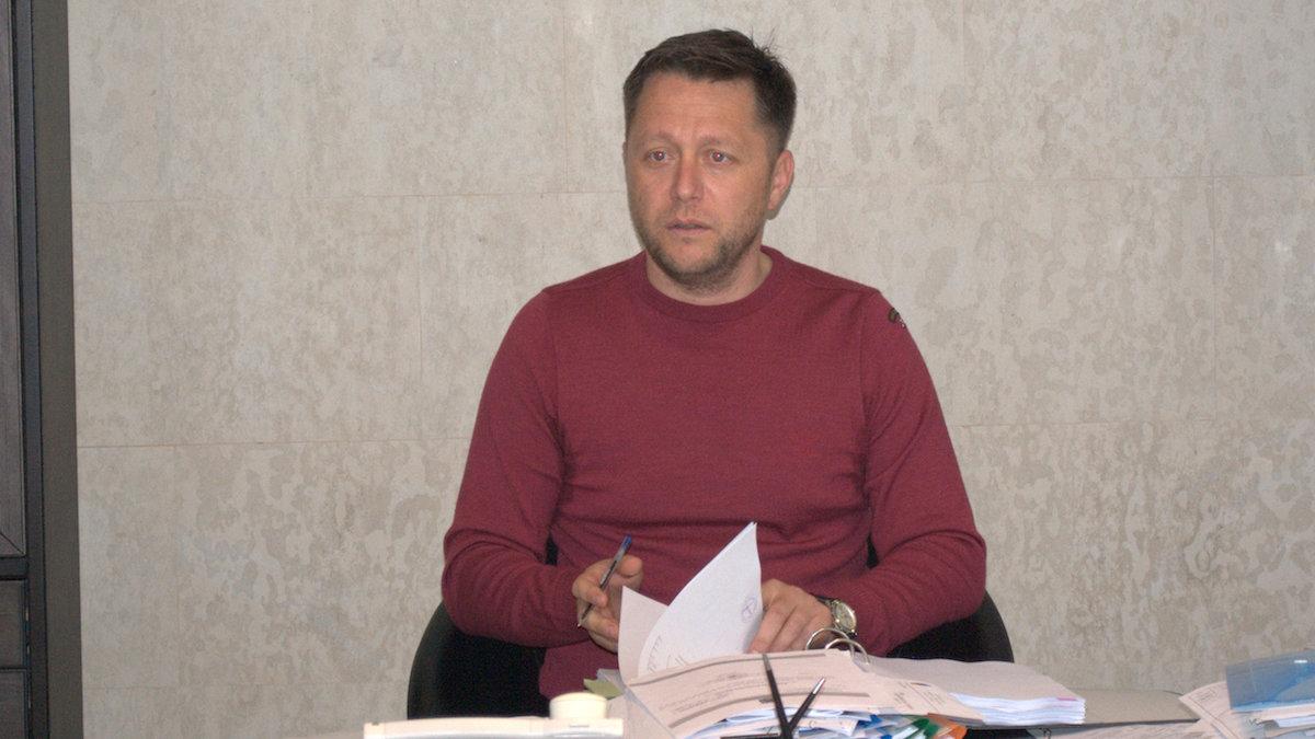 Robert Șerban, primarul orașului Eforie