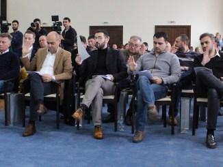 Consilierii județeni liberali. FOTO Adrian Boioglu