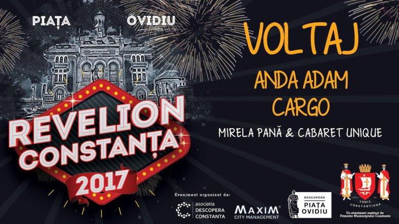 Revelion 2017 la Constanța