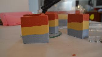 Săpunul tricolor
