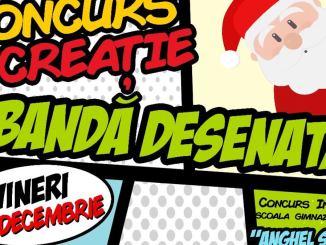 Concurs de Bandă Desenată la Constanța