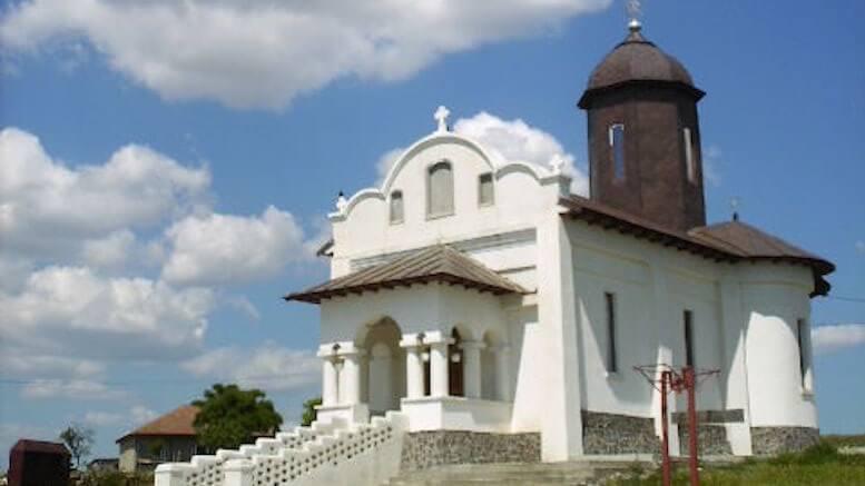 Mănăstirea Stejaru. FOTO Arhiepiscopia Tomisului