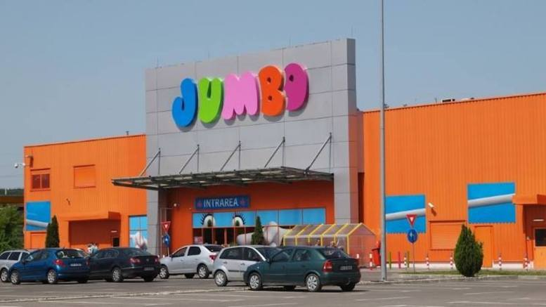 Magazinul Jumbo va fi inaugurat la Constanța. FOTO Facebook