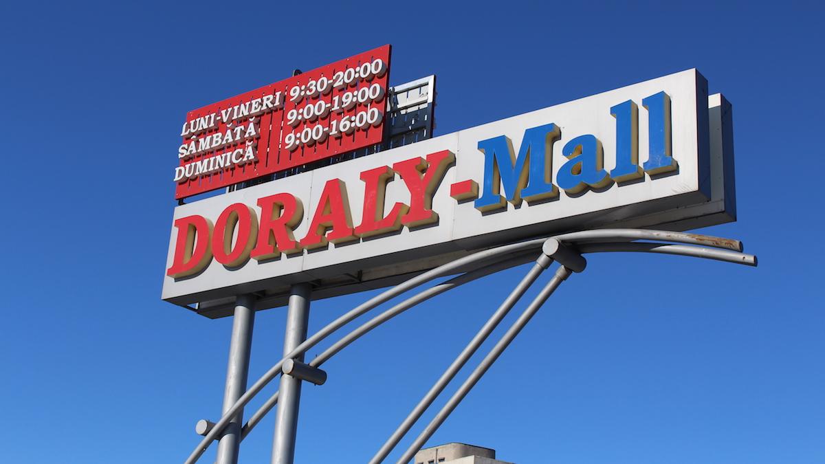 Doraly Mall Constanța. FOTO Adrian Boioglu
