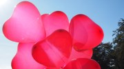 Baloane de Dragobete. FOTO Hans Braxmeier