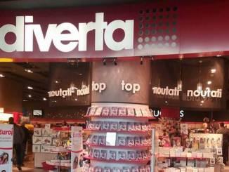 Magazin Diverta. FOTO Facebook