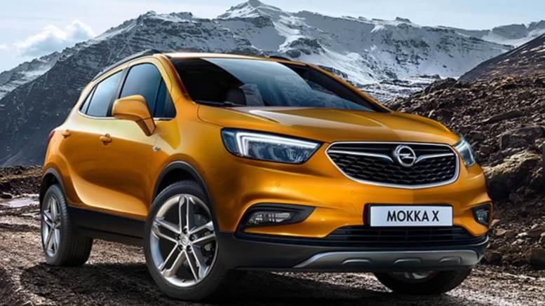Noul Opel Mokka X, la Rădăcini Constanța