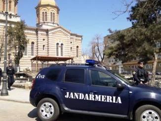 Jandarmeria Constanța, la datorie de sărbători
