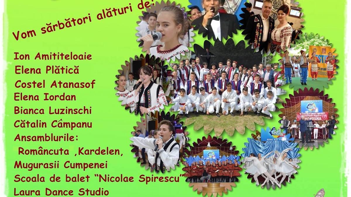 Serbare câmpenească la Cumpăna. FOTO Primăria Cumpăna