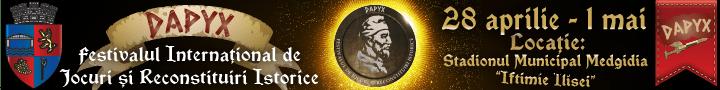 Festivalul Dapyx Medgidia. Ediția 1