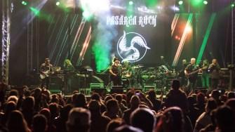 """Concert """"Pasărea Rock"""" la Festivalul DAPYX Medgidia. FOTO Alexandru Bran"""