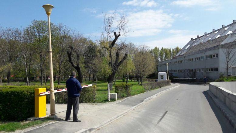 Mașinile, restricționate în Parcul Tăbăcărie