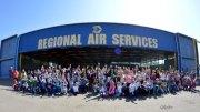 Saptamana Altfel la Aeroportul International Tuzla. FOTO: Ovidiu Oprea