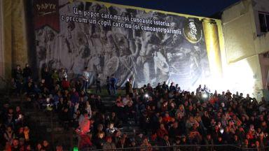 Tribunele s-au umplut la Festivalul DAPYX Medgidia. FOTO Adrian Boioglu