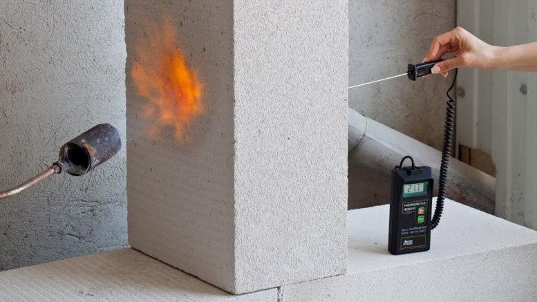 BCA CELCO rezistent la incendiu