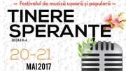 """Festivalul de Muzică Ușoară și Populară """"Tinere Speranțe"""" Medgidia"""