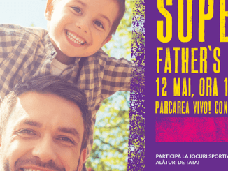Father's Day organizat de Cambridge School of Constanța la VIVO!