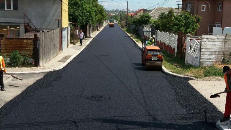 lucrari asfaltare