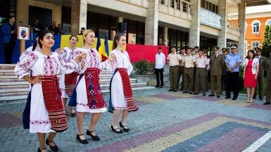 Ziua drapelului Medgidia. FOTO Alexandru Bran