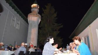 masa de IFTAR Cumpăna. FOTO Primăria Cumpăna