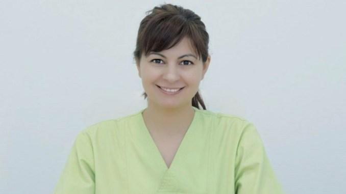 dr. Oana Emilia Apostoiu, medic specialist de recuperare și reabilitare medicală. FOTO OCH