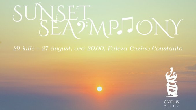 Sunset Sea-mphony la Constanța