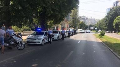 Comomorare politisti morti la datorie