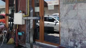 Casa mortuară Niculescu unde a fost depus trupul neînsuflețit al compozitorului