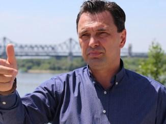Liviu Negoiță, primarul orașului Cernavodă. FOTO Adrian Boioglu