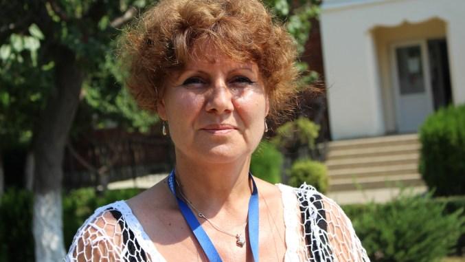 Viorica Mazilu, Șefa Serviciului Asistență Socială, Primăria Ovidiu. FOTO Adrian Boioglu
