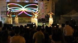 Dansuri orientale la Zilele Orașului Cernavodă. FOTO Adrian Boioglu