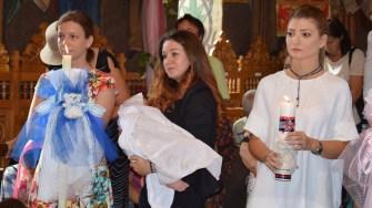 De Sf. Maria, la Cumpăna au fost botezați 4 copii abandonați