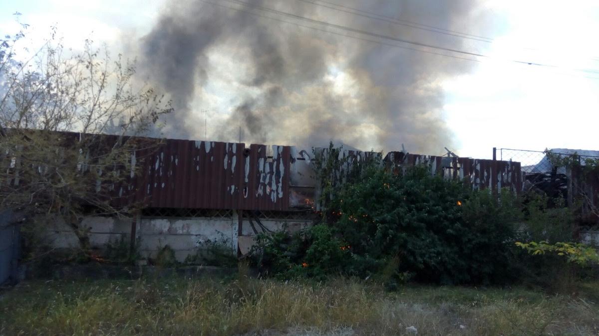 Incendiu casa Murfatlar ISU Dbrogea (1)