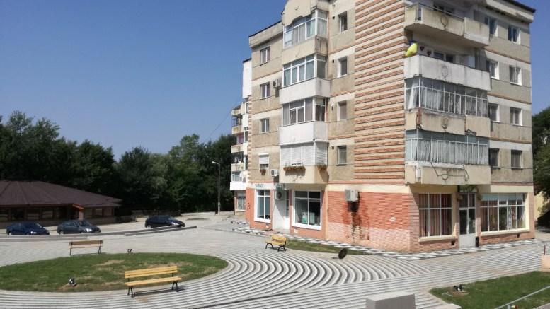 Lucrări de reabilitare și modernizare in Cernavodă. FOTO Cătălin Schipor