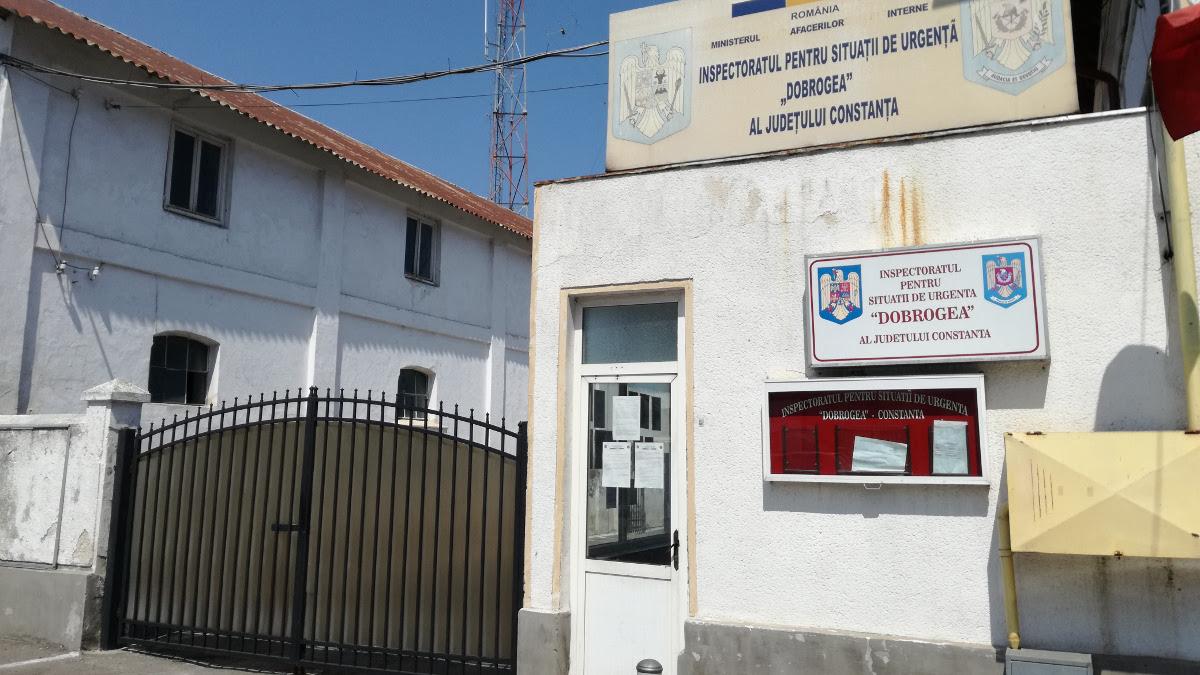Sediul ISU Dobrogea