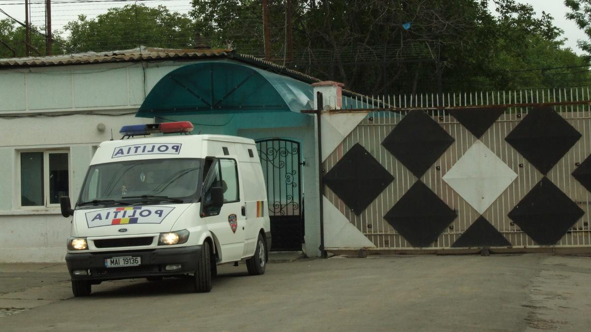 Penitenciar poarta alba inchisoare