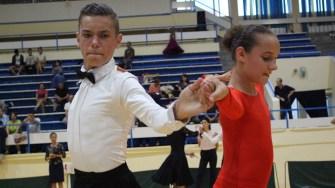 Festivalul de Dans Sportiv de la Medgidia. FOTO Adrian Boioglu