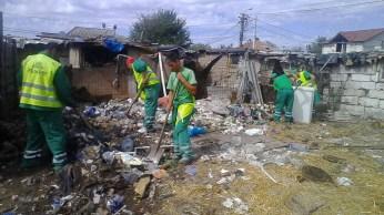 Alte tone de deșeuri au fost strânse. FOTO Polaris M Holding