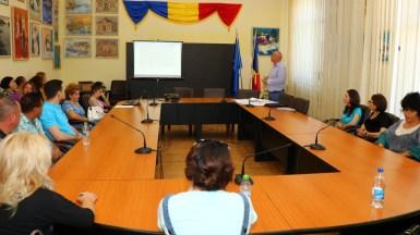 La Primaria Medgidia a avut loc o dezbatere publica