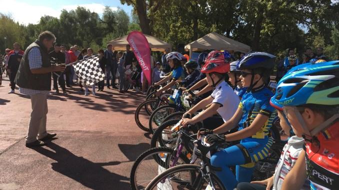 Cupa Mării Negre la Ciclism, în Medgidia. FOTO CTnews.ro