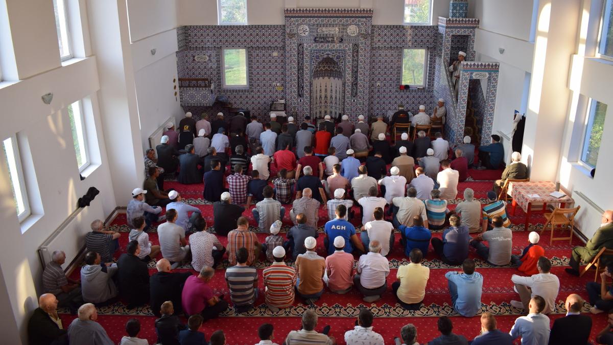 Kurban Byram la moscheea din Cumpana (3)