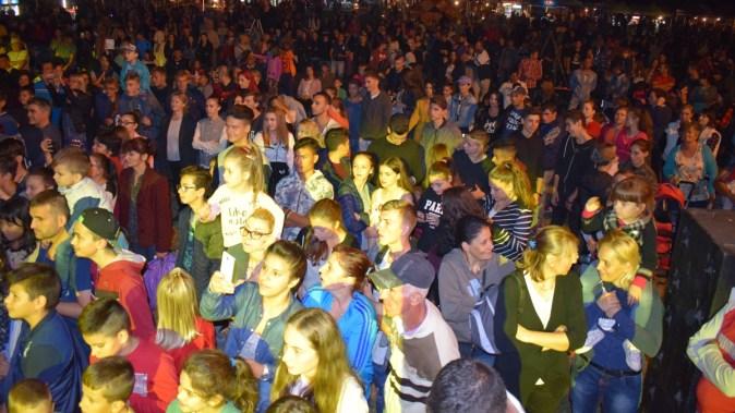 Locuitorii din Cumpăna au avut parte de un super concert
