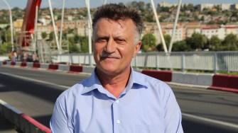 Marian Iordache - consilier al primarului din Cernavodă. FOTO Adrian Boioglu