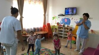 Creșa nr. 2 din Cernavodă a fost reabilitată. FOTO CTnews.ro