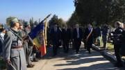 Comemorarea eroilor sârbi la Medgidia. FOTO CTnews.ro