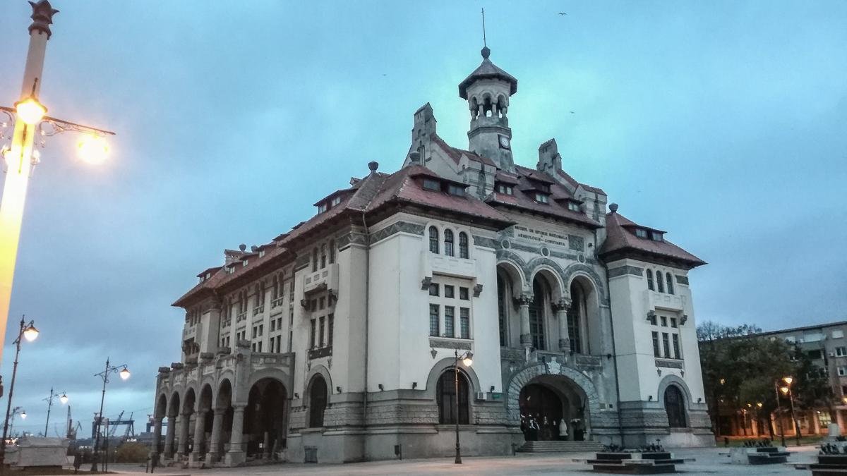 Muzeul de Istorie Națională și Arheologie Constanța MINAC