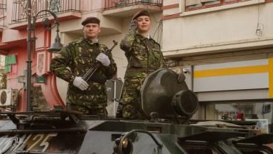 Pe 23 aprilie este Ziua Forțelor Terestre. FOTO Cătălin Schipor