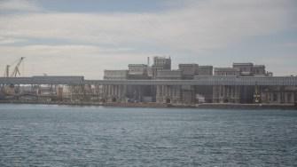 Silozurile Anghel Saligni Portul Constanța. FOTO Cătălin Schipor