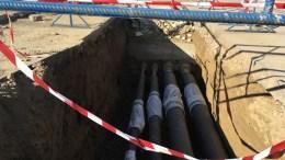 Extindere rețea de termoficare în Cernavodă. FOTO CTnews.ro