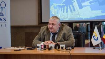 Directorul APMC Constanta Nicolae Dan Tivilichi. FOTO Cătălin Schipor